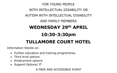 Post School Options Fair – Tullamore