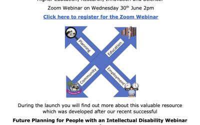 Inclusion Ireland Post School Options Webpage