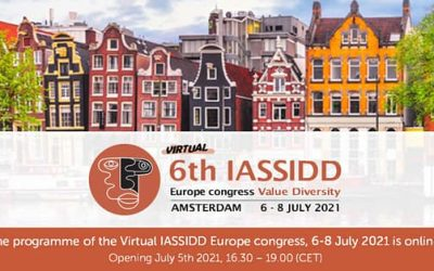 INHEF @ IASSIDD Europe Congress 2021, 5th – 8th July 2021